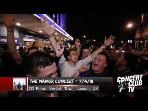 The Manor Concert - Fans Reaction | Everyone Else Is Gucci..Benz..These Are Normal Geezers