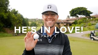 MIKE TRIED THE TAYLORMADE TP5'S AND... // PART 1