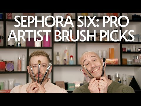 Xxx Mp4 Sephora Six PRO Artist Brush Picks Sephora 3gp Sex