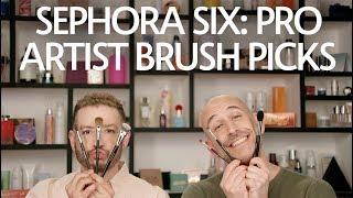 Sephora Six: PRO Artist Brush Picks | Sephora