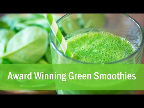 How to Make a Green Smoothie in Any Blender | Diana Stobo