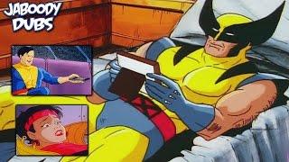 Jaboody Dubs Compilation 7 - X-Men Cartoons