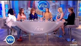 Eva Longoria - Chats Trumps Deportation Policy - The View