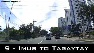 Road Trip #9 - Imus to Tagaytay (via Silang)