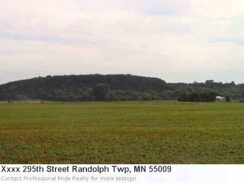 Now Showing In Randolph Twp, Mn Is A ! Acre! Acre Lot Listed