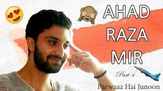 AHAD RAZA MIR on Yakeen Ka Safar love, Parwaaz Hai Junoon & Pakistan | 4/4 | Orange Wall TV