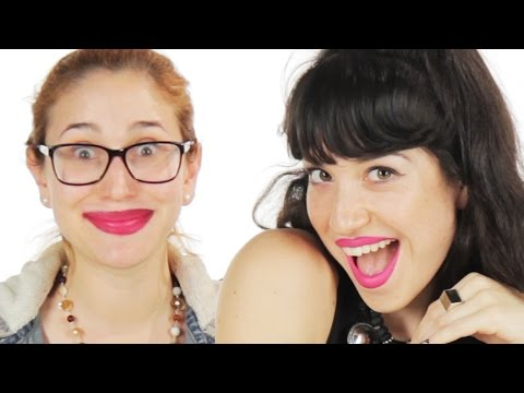 Women Try Kylie Jenner Lips For The First Time