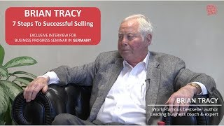 Brian Tracy - 7 Steps To Successful Selling