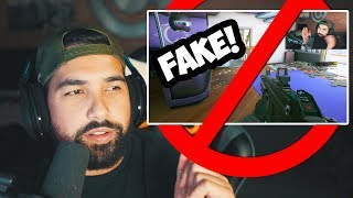 I got exposed for faking my gameplays
