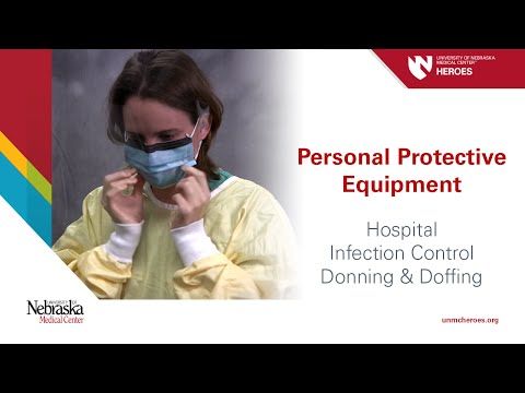 Xxx Mp4 Hospital PPE Infection Control Donning And Doffing 3gp Sex