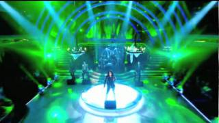 Alice Cooper - Poison - Strictly Come Dancing - 31 Oct 2010 - HD