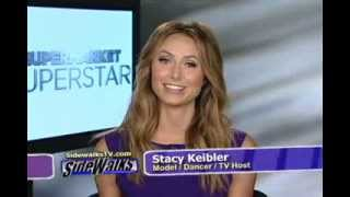 Stacy Keibler (2013) on Sidewalks Entertainment