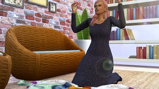 SIMSELF: NOTHING FITS ME! | Episode 4 | (A Sims 4 Series)