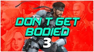 Don't Get Bodied - How to Deal with Snake in Disadvantage
