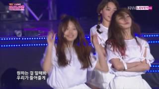 160511 I.O.I(아이오아이) - Dream Girls(드림걸스) _by Shaytyen @ KNN 러브FM 개국기념 축하공연