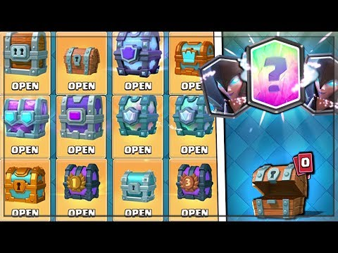 Xxx Mp4 OPENING EVERY CHEST IN CLASH ROYALE Best FREE LEGENDARY X4 NIGHT WITCHES 3gp Sex