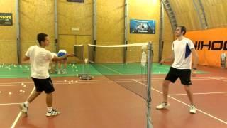 Na tréninku s Petrem Koukalem