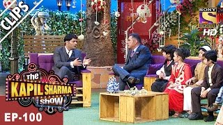 Kapil engages in fun conversation with Kids - The Kapil Sharma Show -Ep-100 - 23rd Apr, 2017