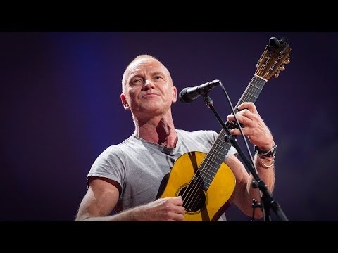 Sting How I started writing songs again