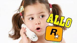 UNE ENFANT DE 7 ANS APPEL ROCKSTAR !