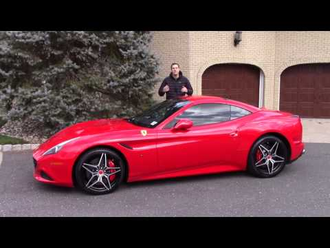 Yes, the Ferrari California T Is Absolutely a