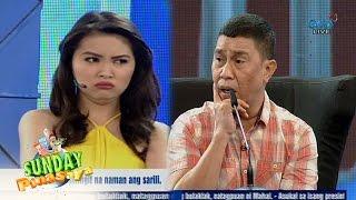 Sunday PinaSaya: Rodney Juterte pinagalitan si Kissy