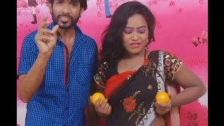 Purulia bangla hot and sexy song 2015#Nebu chusbar samay gelo palay#sari uthay dance