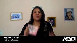 Helen Silva fala sobre seu CD que estará disponível na loja Ungida e Delicada no GMUH