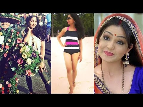Xxx Mp4 Bhabhiji Ghar Par Hai Fame Shubhangi Atre Pose In A Monokini Pic Goes Viral 3gp Sex