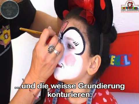 Mini Maus Face Painting