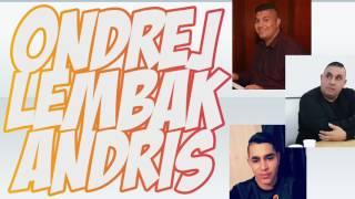 Ondrej Lembak Andris Januar 2017 - SOSKE MANGE TU PHENDZAL