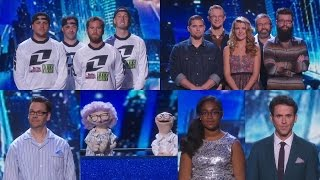 America's Got Talent 2015 S10E22 Semi Finals Round 1 Results 1