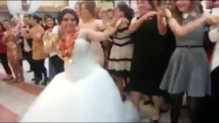 عروس تركية ترقص في عرسها رقص الهندي