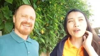 Speaking English With Thai Accent (Tenglish)