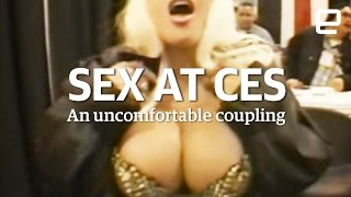 Sex at CES: An uncomfortable coupling | Engadget R+D