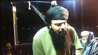 Jamal ud din baghdadi about Peer Khadim Hussain Rizvi
