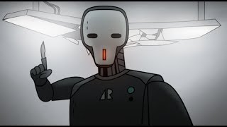 Confinement Ep3: The Robot