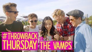 The Vamps Look at HILARIOUS Old Pics!