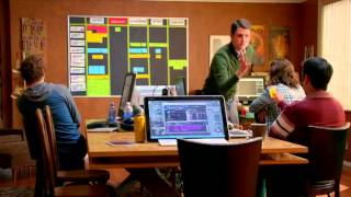 Silicon Valley S01E05 scrum scene