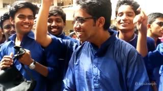 Rajagiri Onam 2016: Electrical Dept. || Jacobinte Swargarajyam Thiruvaavaniraavu Song