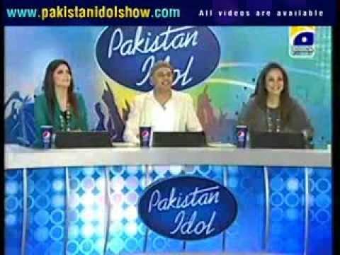 Pakistan Idol Episode 2 Full - 8 December 2013 - Pakistan Idol Show