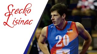 The Greatest Middle Blocker - SRECKO LISINAC | LOTTO Eurovolley