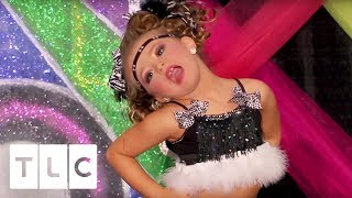 Unforgettable Bodybuilder Disco Routine | Toddlers And Tiaras