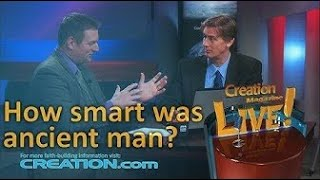 How Smart Was Ancient Man?
