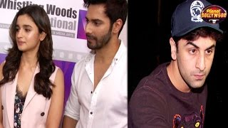 Alia's Reaction On Sidharth Malhotra | Ranbir Kapoor's Brawl With Paparaazi