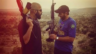 Boom Boom Shahid Afridi in Mahaaz 16 October 2016 - Lala Firing Guns