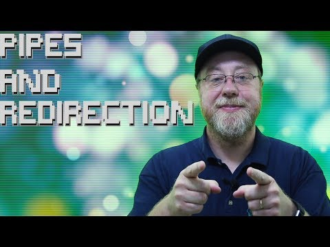 Linux Terminal Commands: Pipes and Redirection