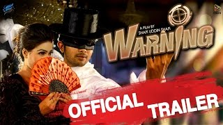 Warning (2015) | Official Trailer | Bengali Movie | Arifin Shuvoo | Mahiya Mahi | Rubel