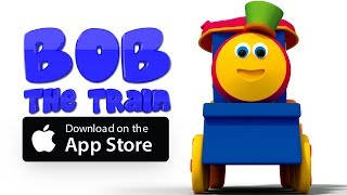 Bob The Train | Apps Video | apps for kids