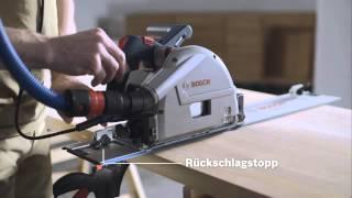 Bosch Tauchkreissäge GKT 55 GCE Professional